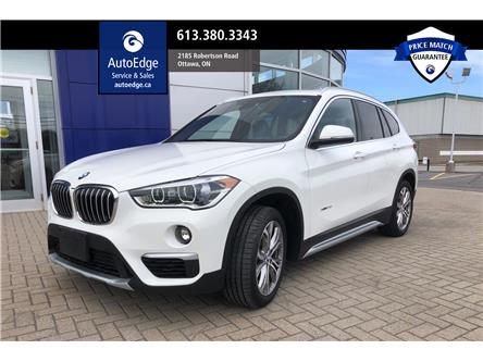 2018 BMW X1 xDrive28i (Stk: A0184) in Ottawa - Image 1 of 14