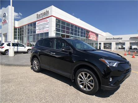 2017 Toyota RAV4 Limited (Stk: 9122A) in Calgary - Image 1 of 25