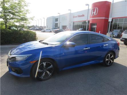 2016 Honda Civic Touring (Stk: 27214L) in Ottawa - Image 1 of 17