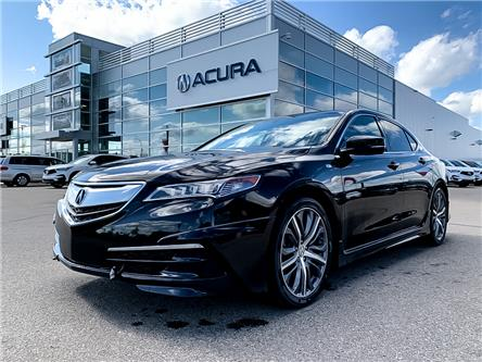 2016 Acura TLX Base (Stk: A4217) in Saskatoon - Image 1 of 16