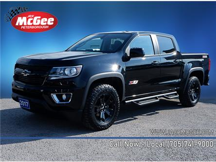2017 Chevrolet Colorado Z71 (Stk: 20294A) in Peterborough - Image 1 of 18