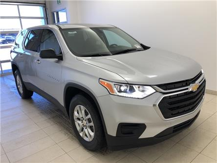 2020 Chevrolet Traverse LS (Stk: 0892) in Sudbury - Image 1 of 14