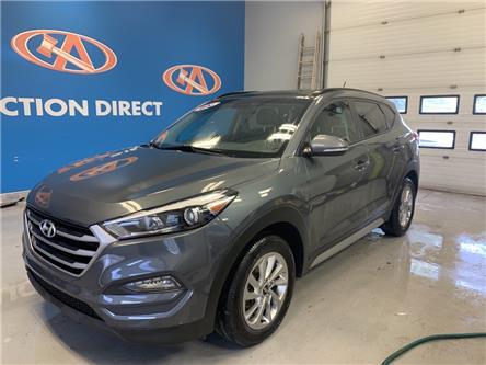 2017 Hyundai Tucson SE (Stk: 493940) in Lower Sackville - Image 1 of 14