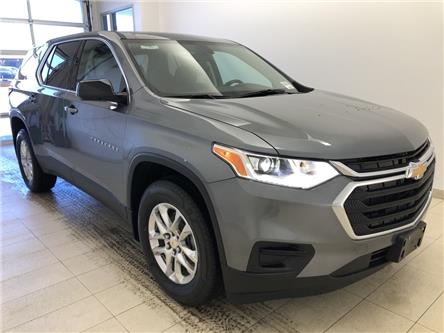 2020 Chevrolet Traverse LS (Stk: 0891) in Sudbury - Image 1 of 13