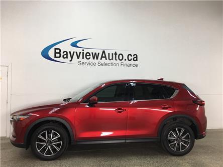 2018 Mazda CX-5 GT (Stk: 36804W) in Belleville - Image 1 of 30