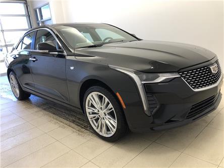 2020 Cadillac CT4 Premium Luxury (Stk: 0890) in Sudbury - Image 1 of 12