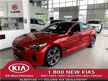 2020 Kia Stinger GT Limited w/Black Interior (Stk: 22411) in Edmonton - Image 1 of 28