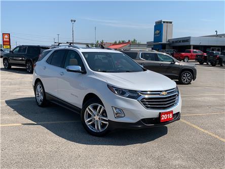 2018 Chevrolet Equinox Premier (Stk: 259441) in Strathroy - Image 1 of 12