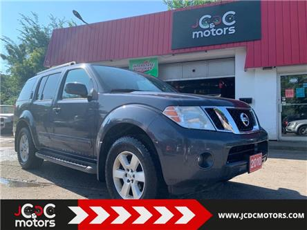 2010 Nissan Pathfinder S (Stk: ) in Cobourg - Image 1 of 18