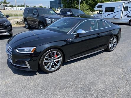 2018 Audi S5 3.0T Technik (Stk: 376-61) in Oakville - Image 1 of 22