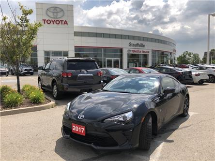 2017 Toyota 86 Base (Stk: P2217) in Whitchurch-Stouffville - Image 1 of 14