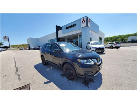2017 Nissan Rogue S (Stk: PM20007) in Owen Sound - Image 1 of 18