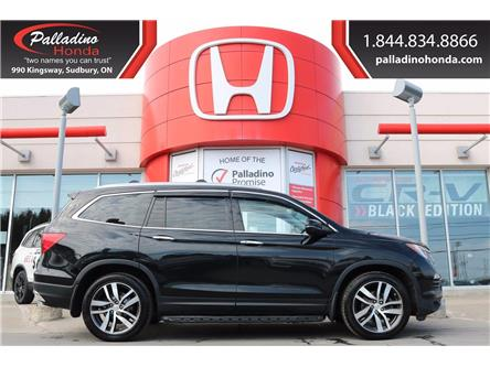 2016 Honda Pilot Touring (Stk: 22500A) in Sudbury - Image 1 of 48