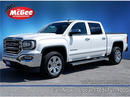 2018 GMC Sierra 1500 SLT (Stk: P18929) in Peterborough - Image 1 of 20