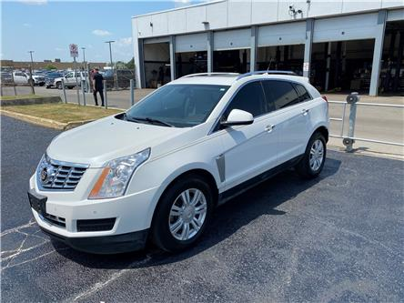 2014 Cadillac SRX Luxury (Stk: 593499TU) in Mississauga - Image 1 of 11