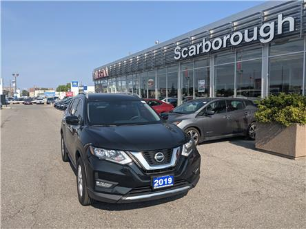 2019 Nissan Rogue SV (Stk: Y19174) in Scarborough - Image 1 of 6