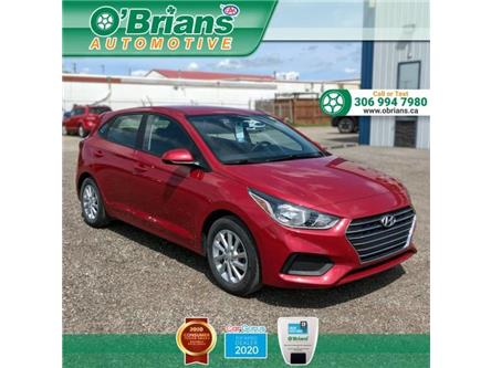 2019 Hyundai Accent Preferred (Stk: 13516A) in Saskatoon - Image 1 of 22