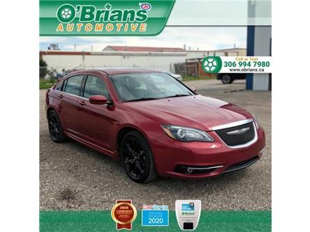 2013 Chrysler 200 S (Stk: 13546A) in Saskatoon - Image 1 of 23