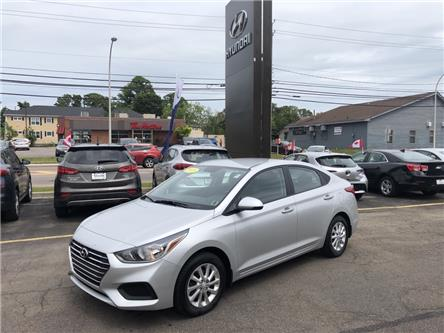 2019 Hyundai Accent Preferred (Stk: U3625A) in Charlottetown - Image 1 of 20