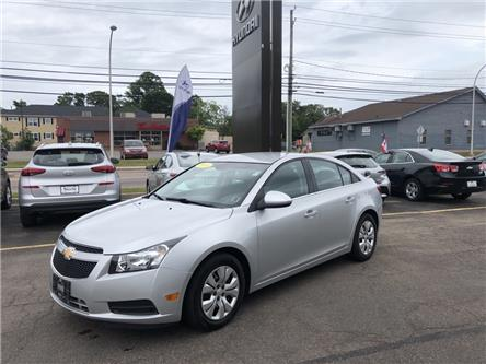 2014 Chevrolet Cruze 1LT (Stk: N734A) in Charlottetown - Image 1 of 20