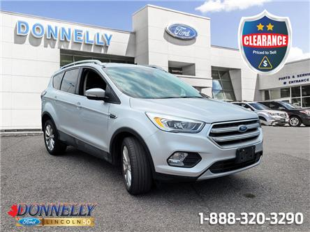2017 Ford Escape Titanium (Stk: CLDR1992A) in Ottawa - Image 1 of 19