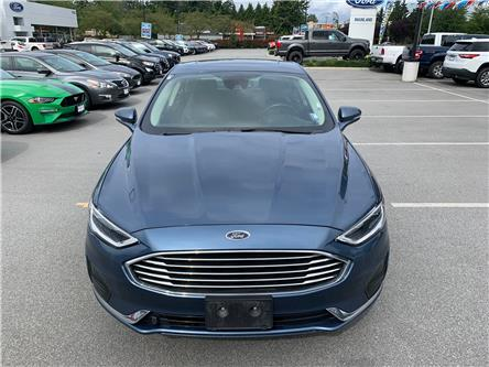 2019 Ford Fusion Hybrid SEL (Stk: P5124) in Surrey - Image 1 of 22