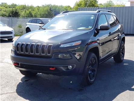 2016 Jeep Cherokee Trailhawk (Stk: 10785A) in Lower Sackville - Image 1 of 25
