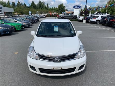 2012 Nissan Versa 1.8 SL (Stk: 9ED1974B) in Vancouver - Image 1 of 11