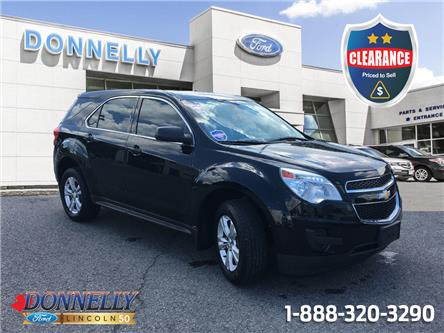 2013 Chevrolet Equinox LS (Stk: CLDT762B) in Ottawa - Image 1 of 19