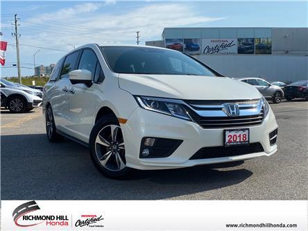 2018 Honda Odyssey EX (Stk: 202765P) in Richmond Hill - Image 1 of 28