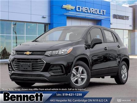 2020 Chevrolet Trax LS (Stk: 200688) in Cambridge - Image 1 of 23