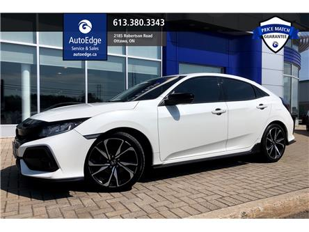 2017 Honda Civic Sport (Stk: A0145AA) in Ottawa - Image 1 of 14
