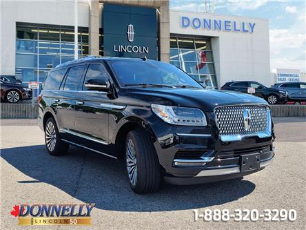 2018 Lincoln Navigator Reserve (Stk: DT586T) in Ottawa - Image 1 of 22