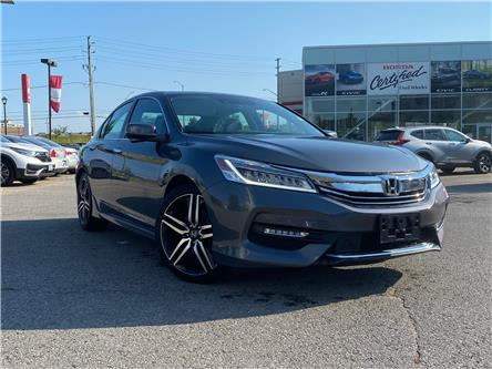 2017 Honda Accord Touring (Stk: 202786P) in Richmond Hill - Image 1 of 24