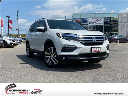 2016 Honda Pilot Touring (Stk: 2207P) in Richmond Hill - Image 1 of 29
