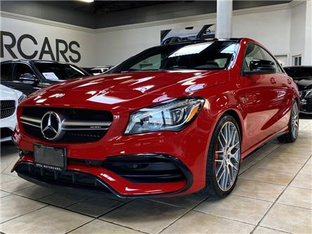 2017 Mercedes-Benz AMG CLA 45  (Stk: AP2176) in Vaughan - Image 1 of 25