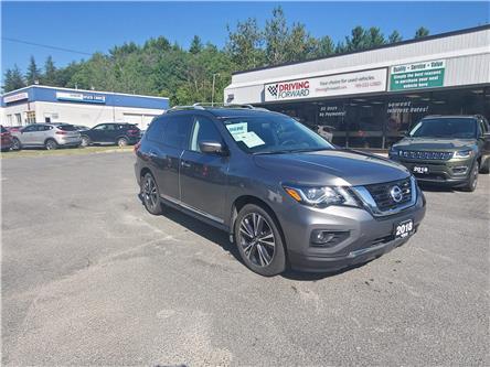 2018 Nissan Pathfinder Platinum (Stk: zpath) in Sudbury - Image 1 of 26