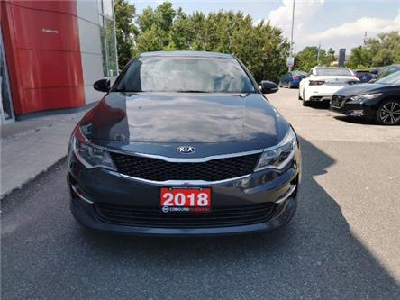 2018 Kia Optima LX (Stk: CLN107553A) in Cobourg - Image 1 of 11