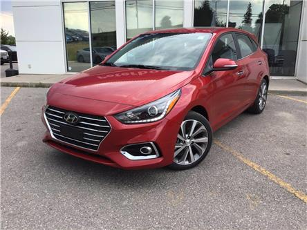 2020 Hyundai Accent Ultimate (Stk: H12527) in Peterborough - Image 1 of 27