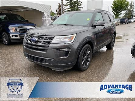 2019 Ford Explorer XLT (Stk: 5676) in Calgary - Image 1 of 25