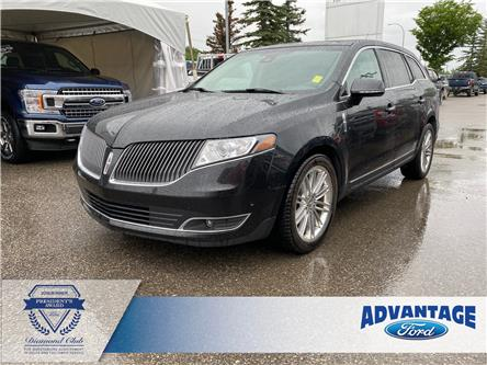 2014 Lincoln MKT EcoBoost (Stk: L-299A) in Calgary - Image 1 of 27