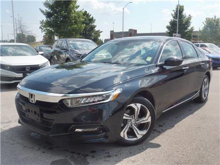2020 Honda Accord EX-L 1.5T (Stk: 20-0032) in Ottawa - Image 1 of 27