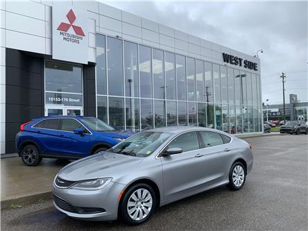 2015 Chrysler 200 LX (Stk: BM3799) in Edmonton - Image 1 of 25
