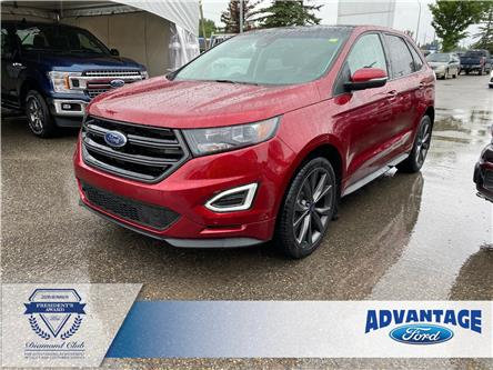 2018 Ford Edge Sport (Stk: T23384) in Calgary - Image 1 of 26