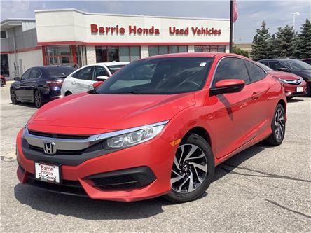 2016 Honda Civic LX (Stk: U16659) in Barrie - Image 1 of 22
