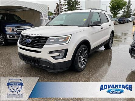 2017 Ford Explorer Sport (Stk: T23379) in Calgary - Image 1 of 25