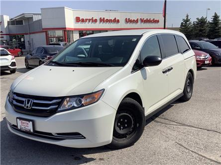 2016 Honda Odyssey LX (Stk: U16639) in Barrie - Image 1 of 24
