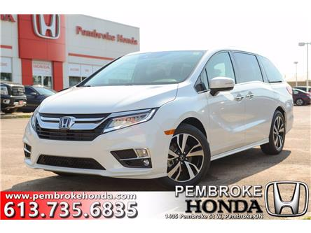 2020 Honda Odyssey Touring (Stk: 20173) in Pembroke - Image 1 of 30