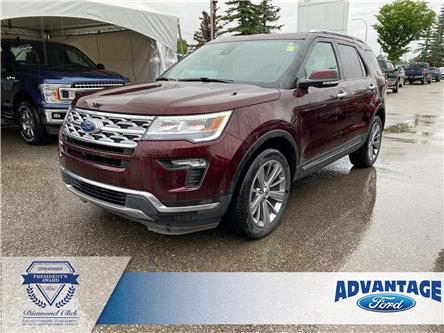2018 Ford Explorer Limited (Stk: 23386) in Calgary - Image 1 of 27