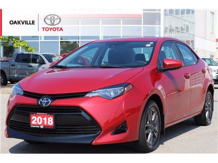 2018 Toyota Corolla LE (Stk: LP8844) in Oakville - Image 1 of 17